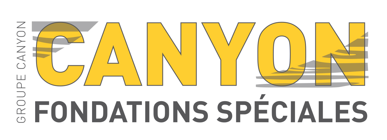 Logo Canyon Fondations Spéciales