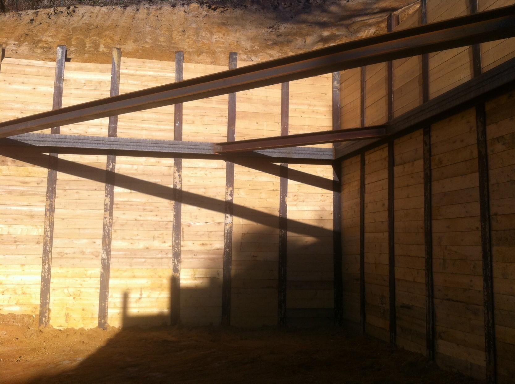 Aquitaine Fondations Rénovation, spécialiste en soutènement