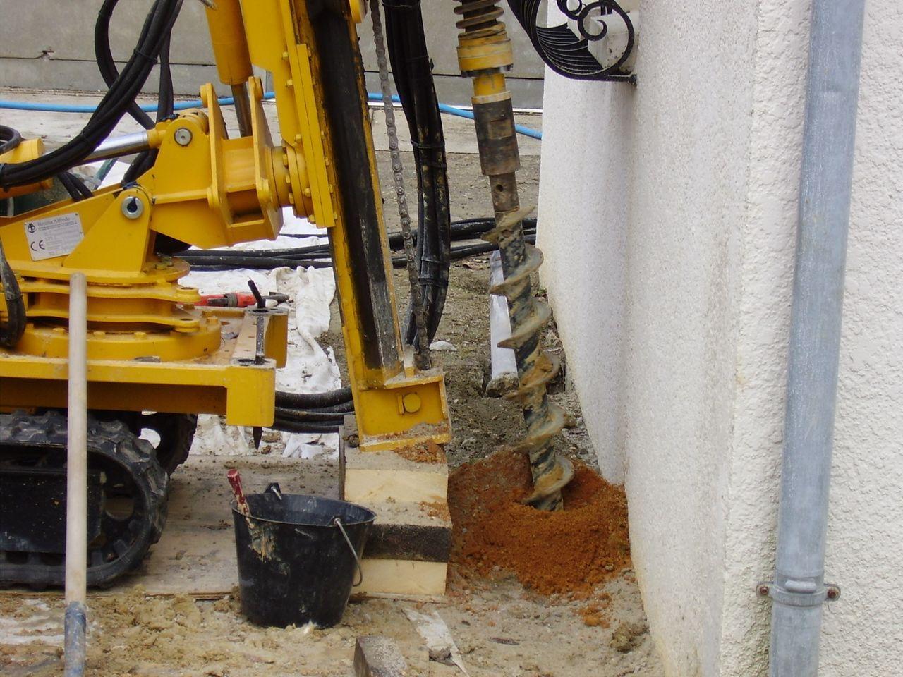 Aquitaine Fondations Rénovation, spécialiste en reprise en sous oeuvre